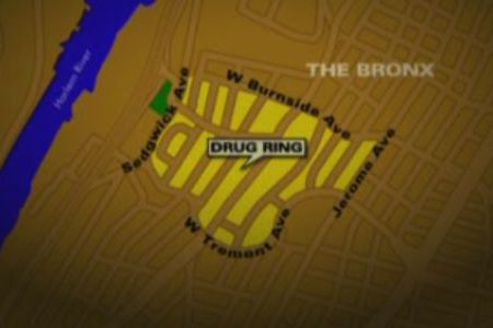 Numerous Bronx Drug Gang Members Charged