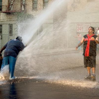 Safety Alert On Opening Sidewalk Fire Hydrants