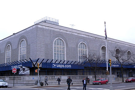 Youngwoo Plans To Turn Bronx Post Office Into Market