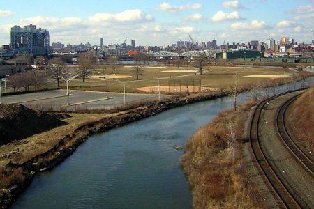 Bronx Kill Strait