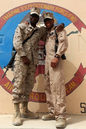 Bronx Marines Serving In Afghanistan