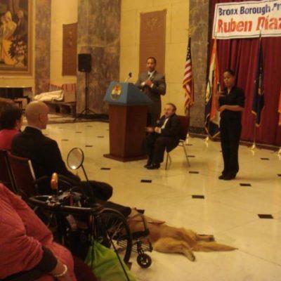 Diaz Creates Disability Advisory Council