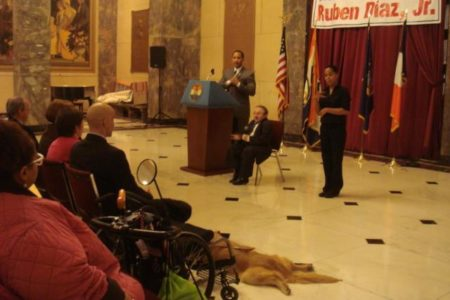 Diaz Creates Disability Advisory Council