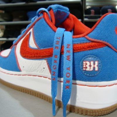 Nike Air Force 1 Bronx Quickstrike
