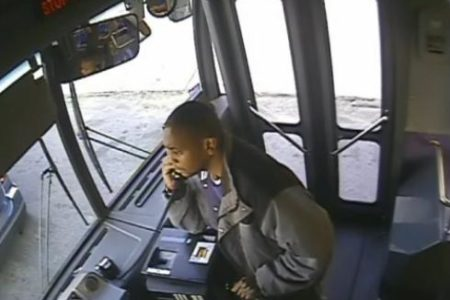 Bronx Bus Driver Sexually Assaulted