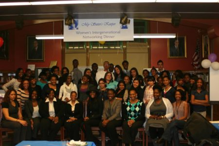 Intergenerational Networking Event For Bronx Youth