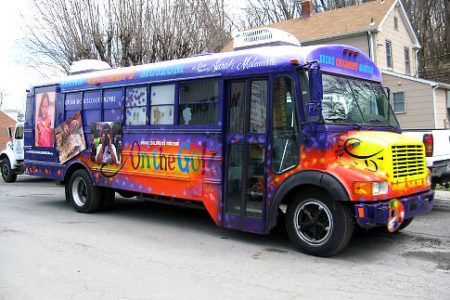 Bronx Children's Museum Hits The Road On Wheels
