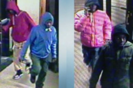 Four Teens Who Took 11-Year-Old's Cellphone