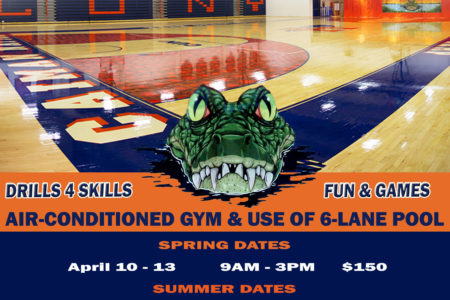 Enroll To The Hostos Athletics Spring & Summer Basketball Academies