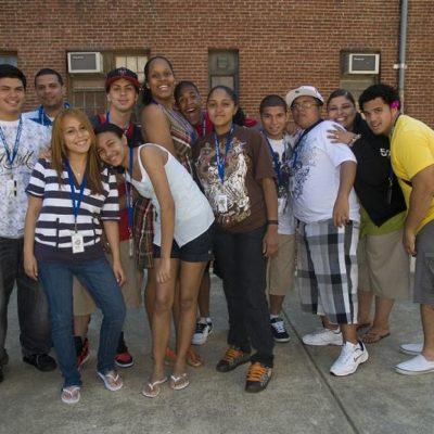 Bronx Teens Advocate On Capitol Hil