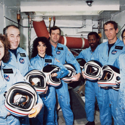 Remembering The Crew Of Space Shuttle Challenger