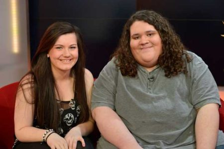 Charlotte & Jonathan, Britain's Stars