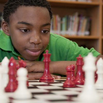 "Bronx Borough President Diaz Hosts ""Chess In The Schools"" Tournament"
