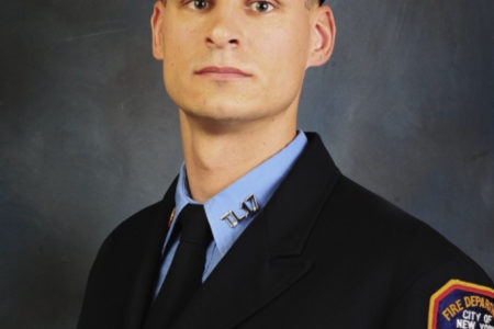 Firefighter Christopher Slutman Dead At 43