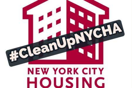 Launching The #CleanUpNYCHA Social Media Campaign