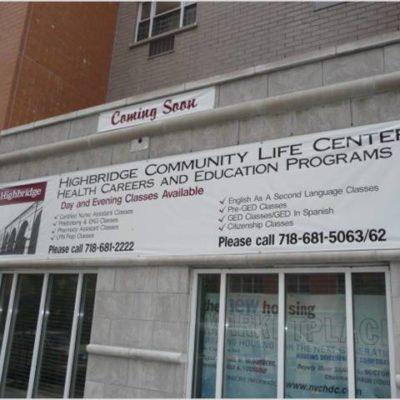 Highbridge Community Life Center