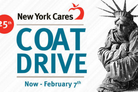 Bronx Donation Drive – Collecting Coats