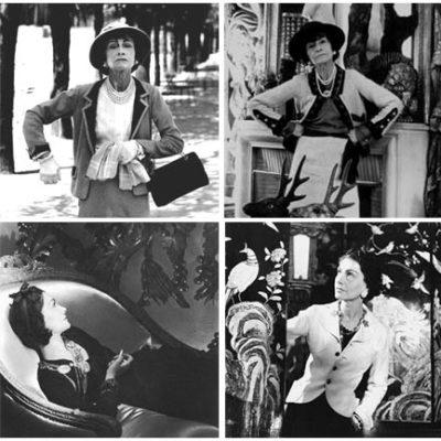Coco Chanel's 126<sup>th</sup> B-day Anniversary