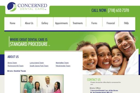 Concerned Dental Care Holiday Charity