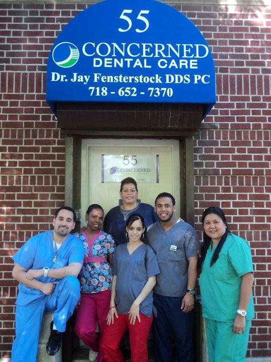 Concerned Dental Care Bronx Team