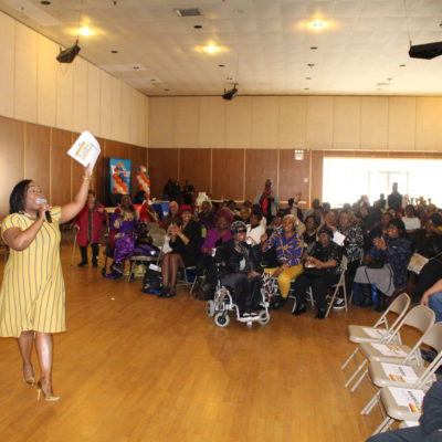 BP Diaz Hosts 2nd Annual Bronx Gospel Concert