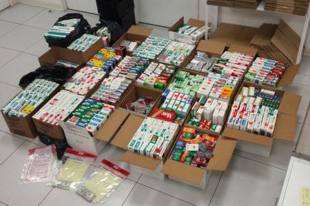 Illegal Cigarette Trafficking Arrests
