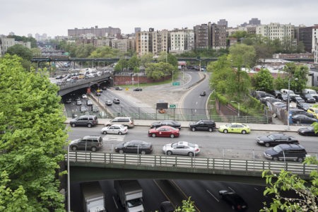 Tractor-Trailer Accident, Fuel Spill On Cross Bronx Cause Delays At George Washington Bridge