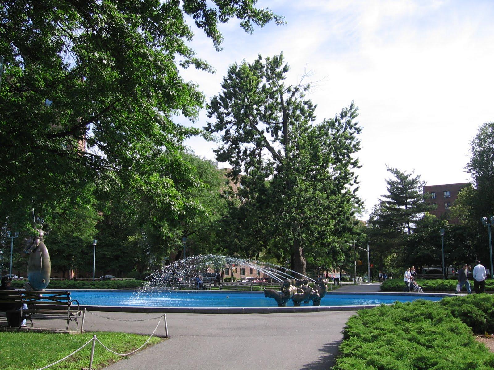 Metropolitan Oval Park.