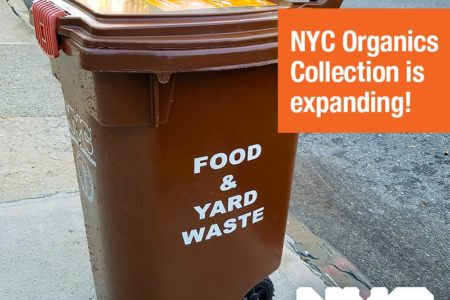 Organic Waste Recycling Expanding In Bronx & Queens
