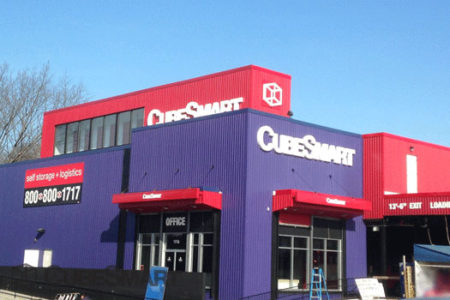 CubeSmart Opens New State-of-the-Art Storage Facility In Bronx