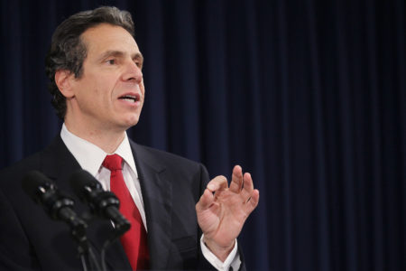 Gov. Cuomo Promises To Fight Rollback Of Affordable Care Act At Bronx Health Care Rally