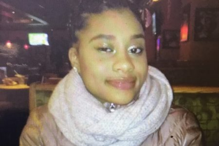 Cynia Hewitt, 15, Missing