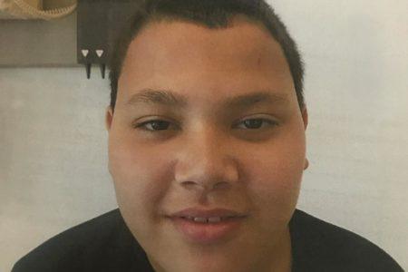 Cyrus Perez, 13, Missing