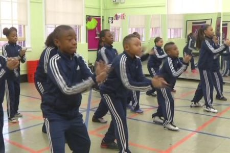 Bronx Dance Students Win Contesst