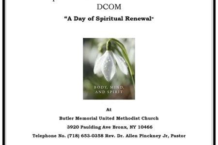 MET District Day Of Spiritual Renewal