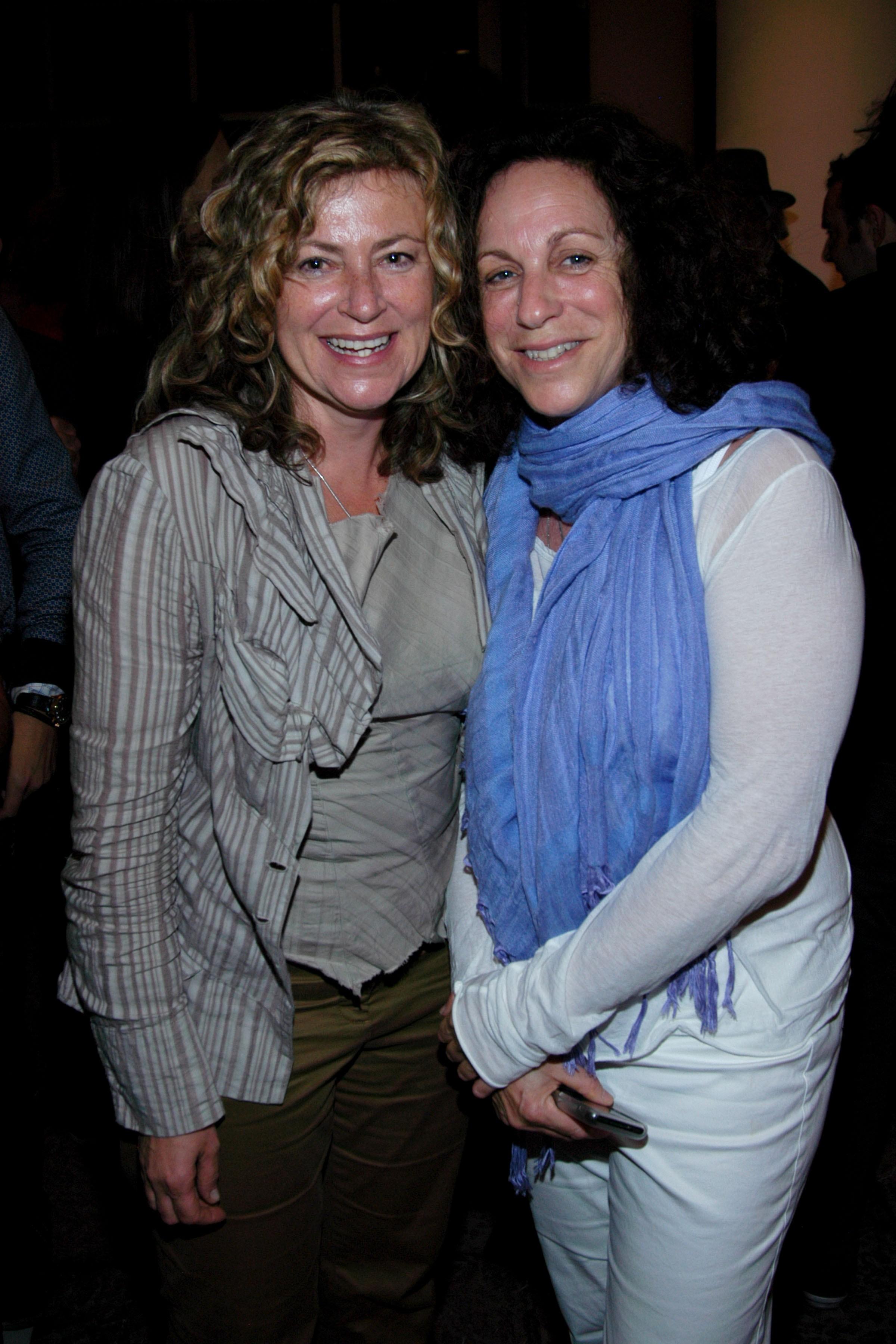 Deborah Kass & Patricia Cronin