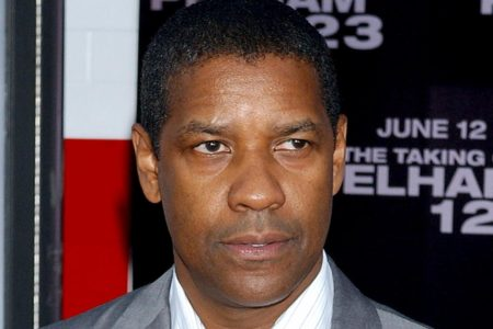 Denzel Washington: My Mmother Saved Me