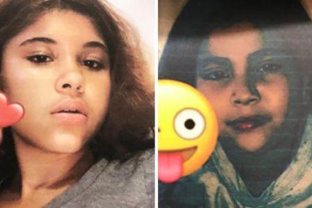 Sisters Destiny Perez, 14 & Jayda Perez, 11, Missing