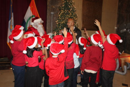 Happy Holidays From Bronx Borough President Diaz