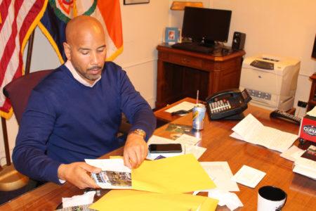 Bronx Borough President Diaz To Odell Beckham & Von Miller