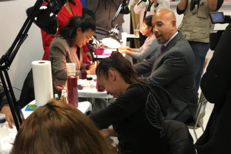 Bronx Borough President Diaz Hosts 14<sup>th</sup> Annual Bronx DiVA Spa