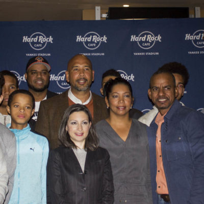 Bronx Borough President Diaz & AT&T Host Little League Awards Celebration