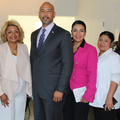 BP Diaz Hosts The 15th Annual DiVA Spa