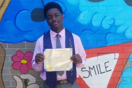 Bronx School Mourns Loss Of Student Who Died During Football Practice