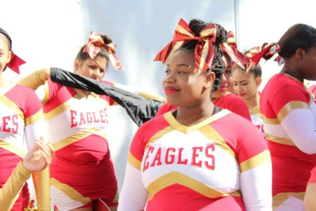 How One Bronx Cheerleading Team Made It To Nationals