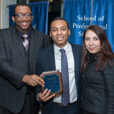 Edgar Gomez, MD, Received The Adjunct Faculty Of The Year Award