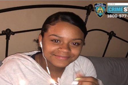 Emily Rodriguez, 14, Missing
