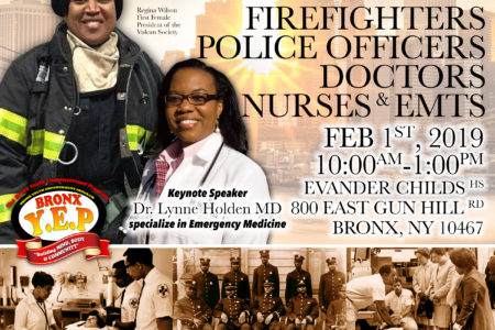Celebrating New York's Black First Responders