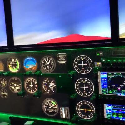Bronx Aerospace High School Gets New Professional Flight Simulator
