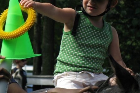 A Free Day Of Therapeutic Horse Riding